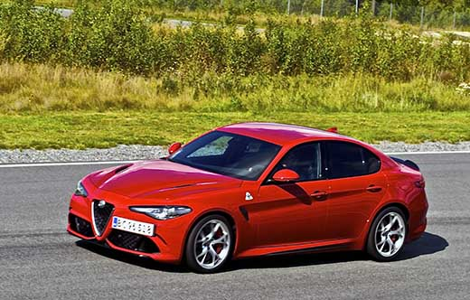 Alfa Romeo Giulietta >> Alfa Romeo Giulia Quadrifoglio On Seka Hieno Etta Raju
