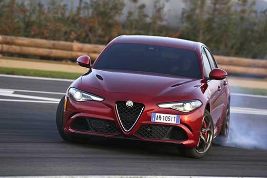 Alfa Romeo Giulia Quadrifoglio >> Alfa Romeo Giulia Quadrifoglio On Seka Hieno Etta Raju