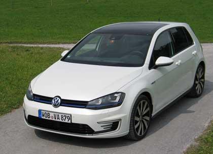 Golf Gte Test >> Volkswagen Golf Gte On Toimiva Mutta Kallis Hybridi