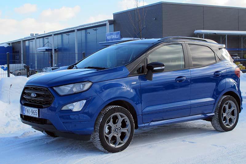 Ford Focus Automaatti Viat